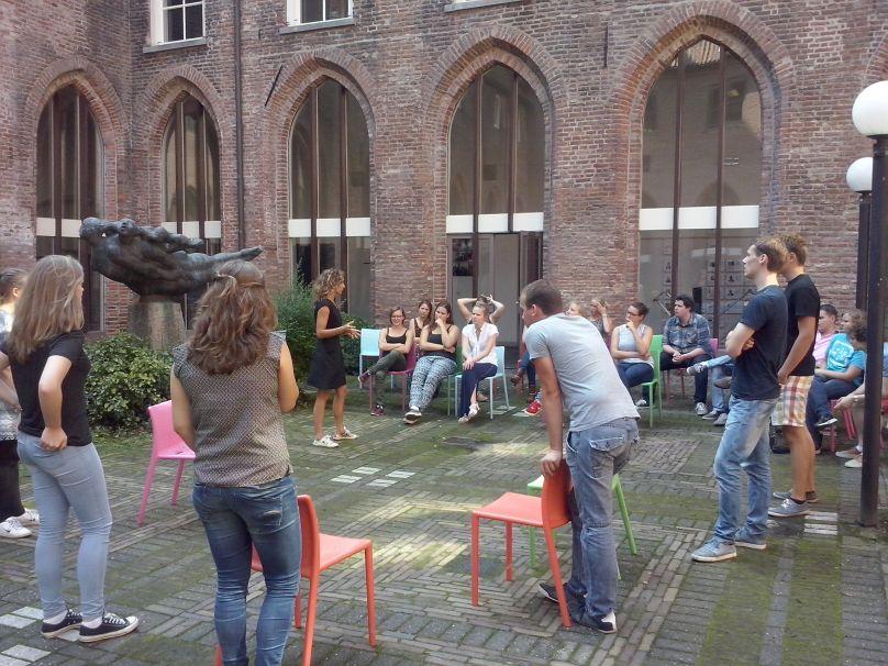Workshop sjoeke-marije a